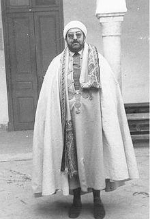 محمد الفاضل بن عاشور