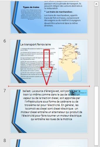nouveau diapositive powerpoint