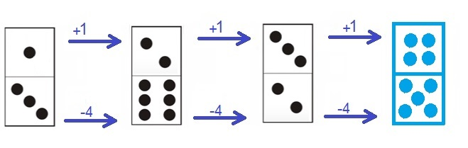 dominos simple 4