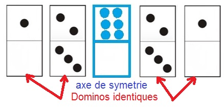 dominos simple 8