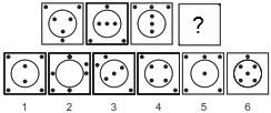 test psychologique matrices 11