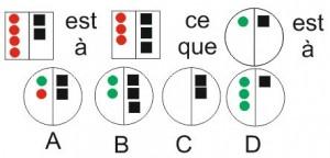 test visuelle 10