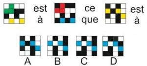 test visuelle 5