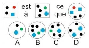 test visuelle 7