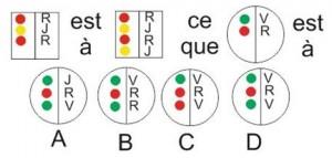 test visuelle 9