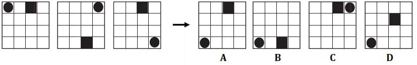 Test psychologique analogie visuelle t7-003
