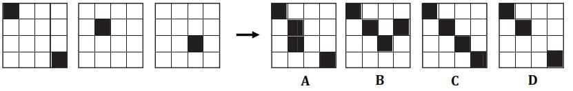 Test psychologique analogie visuelle t7-005