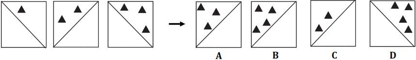 Test psychologique analogie visuelle t7-008