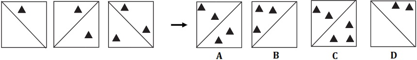 Test psychologique analogie visuelle t7-009