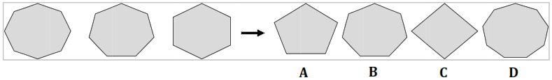 Test psychologique analogie visuelle t7-012