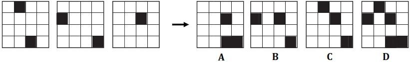 Test psychologique analogie visuelle t7-014