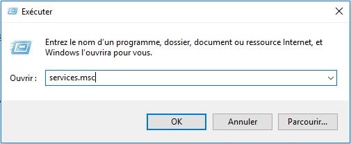 Dépannage d'une installation de Odoo sur Windows