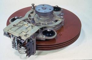 Types et historique des disques durs