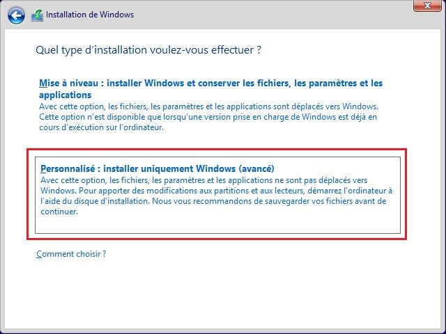 Comment formater un disque sous Windows