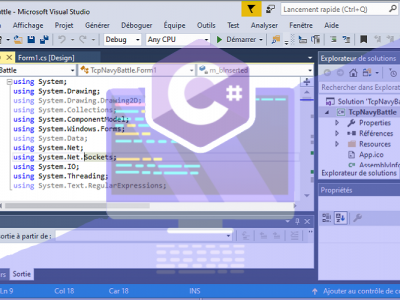 Cours Introduction à Visual C#