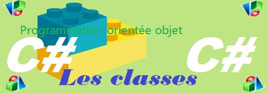 c # les classes