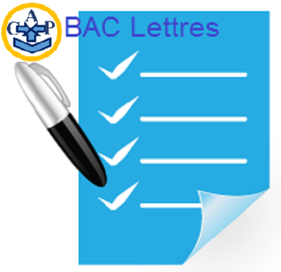 Sujets BAC Lettres