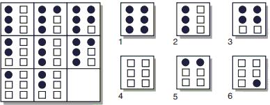test psychotechnique matrice 11