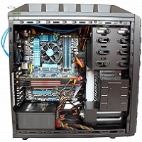 Les composants d'un ordinateur
