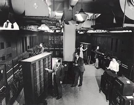 le premier ordinateur entièrement numérique
