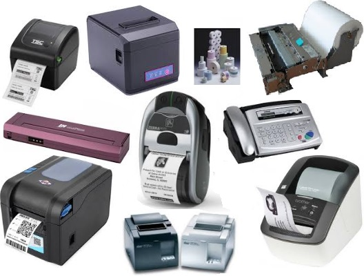 Les imprimantes à transfert thermique