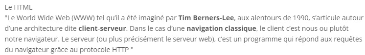 HTML TP 012018