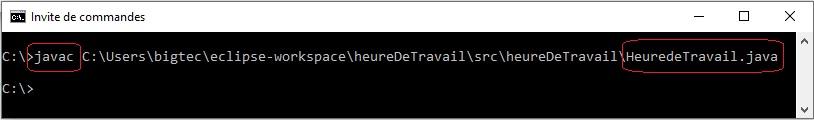 Compiler et déployer un JavaBean