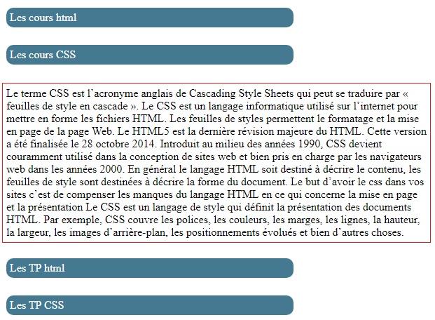 TP les transitions CSS