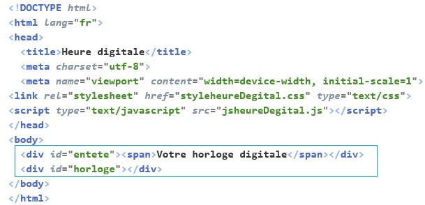 Correction Série 01 javascript