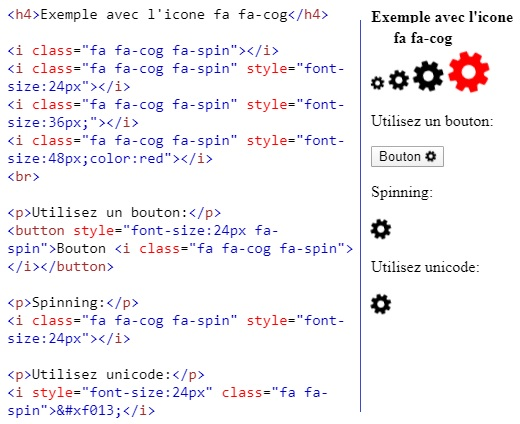 Les Spinners Bootstrap