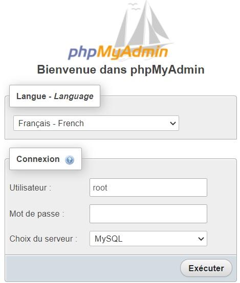 Comment créer une base de données MySQL avec phpMyAdmin