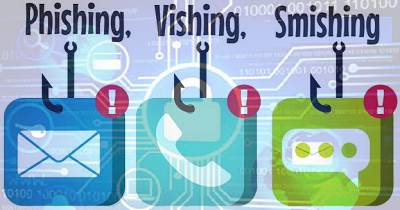 Vishing et Smishing